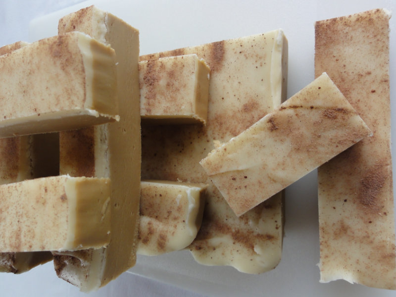 Cappuccino Fudge (g)