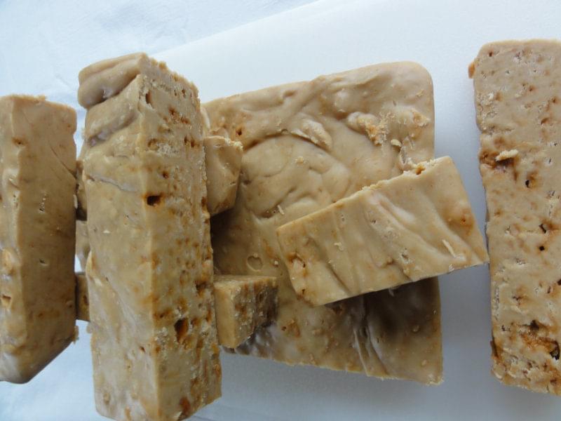 Heavenly Honeycomb Fudge